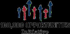 100,000 OPPORTUNITIES Initiative