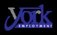 york EMPLOYMENT